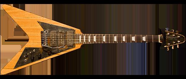 FV Bourbon Barrel – Guitarra Artesanal