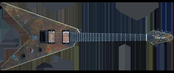 FV El Mal – Guitarra Artesanal