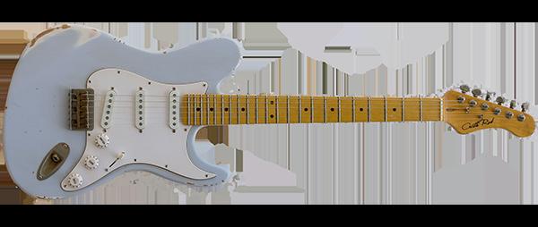 SILVERADO La Bendita – Guitarra Artesanal