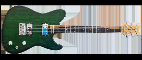 SILVERADO Luzian – Guitarra Artesanal