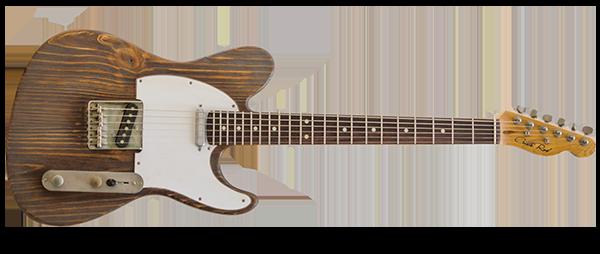 SILVERADO Outlaw – Guitarra Artesanal