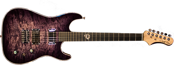 ST Löwenherz – Guitarra Artesanal