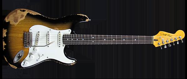 ST Oldy Strat 57 – Guitarra Artesanal