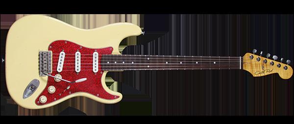 ST Texas – Guitarra Artesanal