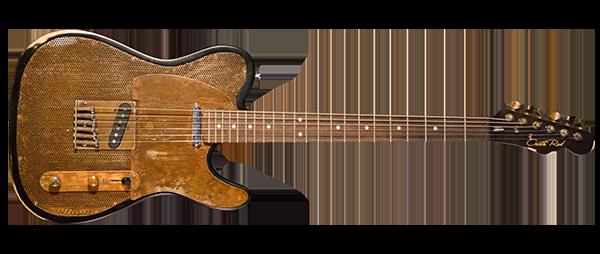 TL Steelcaster – Pintura y Personalización de Guitarras y Bajos