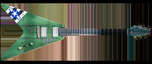 FV Thunderbolt – Guitarra Artesanal