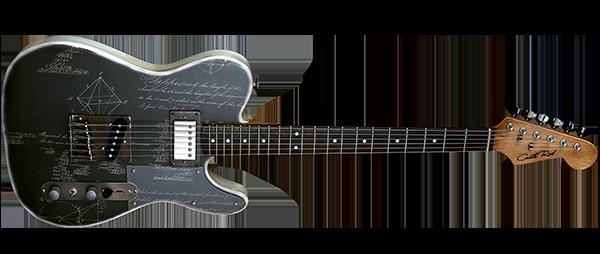 TL Geometra – Pintura y Personalización de Guitarras y Bajos